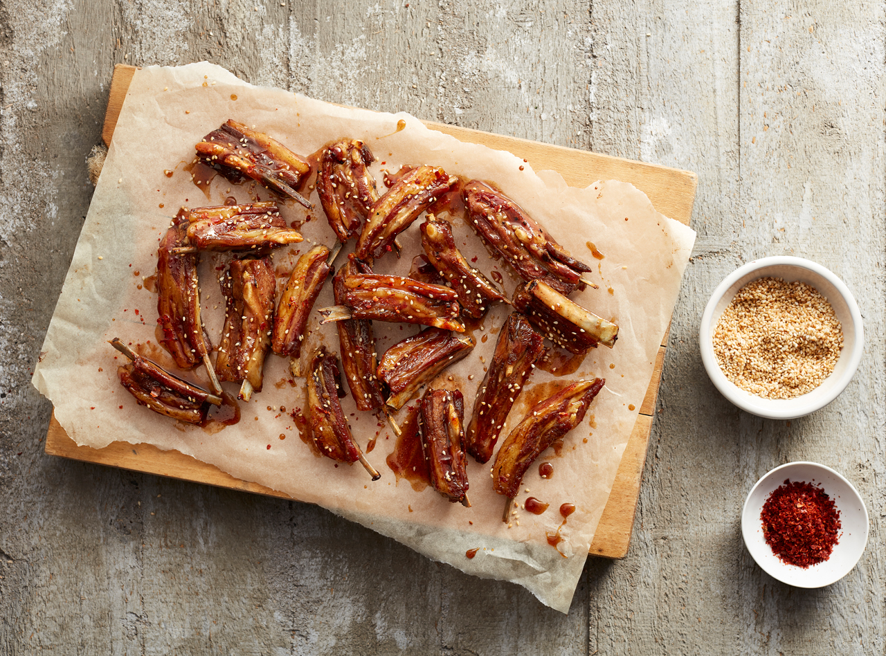 sticky welsh lamb riblets_gallery
